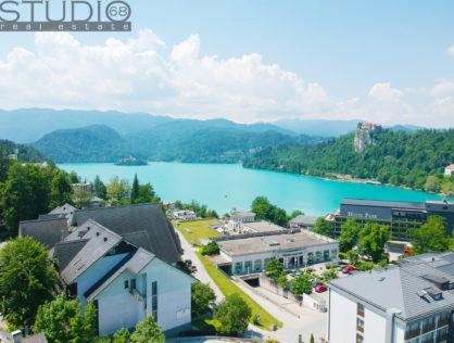 Bled: 1A pogled na jezero